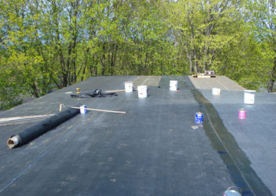 EPDM roofing